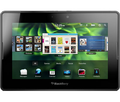 BlackBerry 4G PlayBook LTE