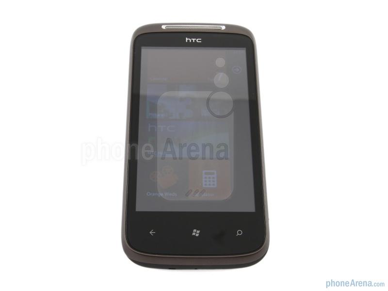 3,7-дюймовый Super LCD-экран HTC 7 Mozart