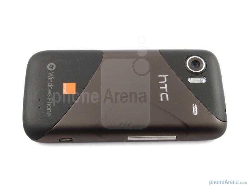 Задняя панель HTC 7 Mozart