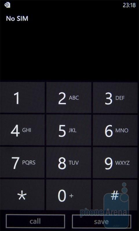 Телефонная книга HTC 7 Mozart
