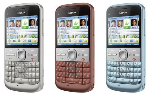 Nokia E50 – это не продолжение