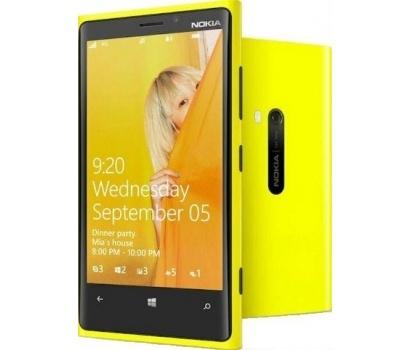 Nokia lumia 920 в натуральную величину